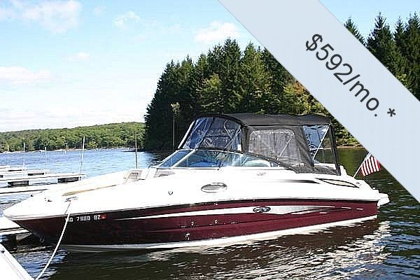 Used Sea Ray 260 Deck Boat For Sale