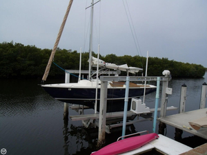 Used Ensign Classic 22 Sloop Sailboat For Sale
