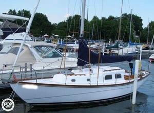 Used Pearson Vanguard 33 Sloop Sailboat For Sale