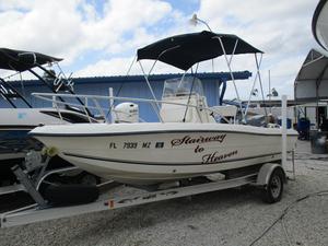 Used Sea Boss 180 Center Console Center Console Fishing Boat For Sale