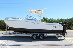 Used World Cat None Dual Console Boat For Sale
