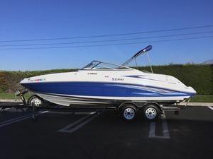 Used Yamaha SX230 HO Runabout Boat For Sale