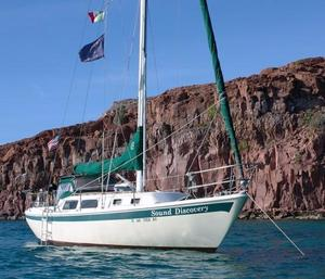 Used Cal MK III Sloop Sailboat For Sale