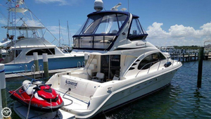 Used Sea Ray 420 Sedan Bridge Cruiser Boat For Sale