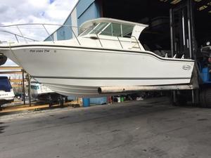 Used Baha Cruisers 286 Fisherman (SRG) Walkaround Fishing Boat For Sale