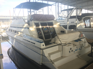 Used Carver 38 Santego38 Santego Flybridge Boat For Sale
