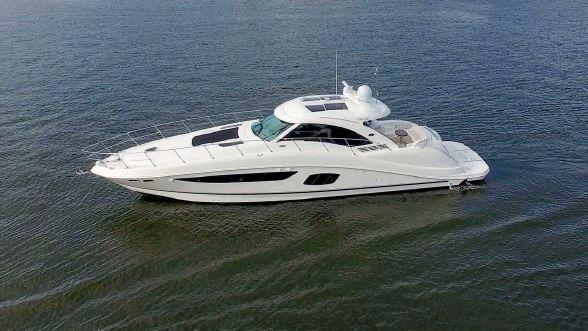 Used Sea Ray 580 Sundancer Motor Yacht For Sale