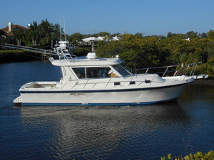 Used Albin Yachts Tournament Express Sports Fishing Boat For Sale