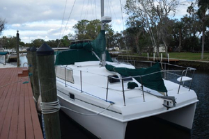 Used Endeavour Catamaran Sailboat For Sale