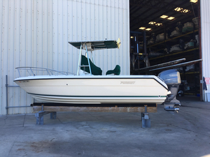 Used Pursuit 2270 Center Console Center Console Fishing Boat For Sale