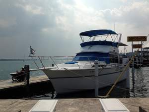 Used President 37 Double Cabin Motor Yacht Motor Yacht For Sale