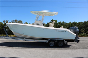 New Cobia Boats Center Console Fishing Boat For Sale
