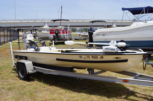 Used Hell's Bay Whipray 17.8 Skiff Boat For Sale