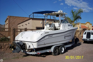 Used Seaswirl 2601 Striper Walkaround Fishing Boat For Sale