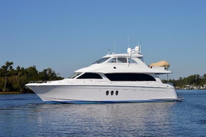 Used Hatteras 72 Motor Yacht Motor Yacht For Sale