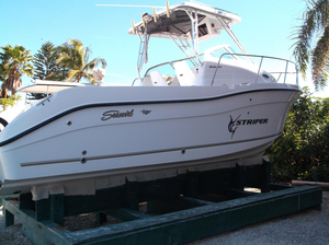 Used Seaswirl Striper Cuddy Cabin Boat For Sale