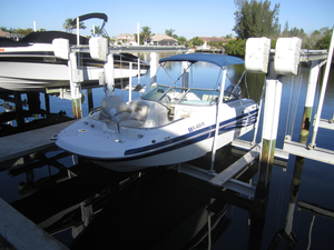 Used Nauticstar 210dc Sport Deck Bowrider Boat For Sale