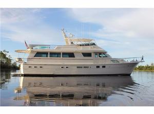 Used Hatteras 70 Motor Yacht For Sale
