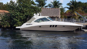 Used Sea Ray 480 Sundancer Motor Yacht For Sale