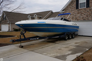 Used Mariah Z 302 Shabah High Performance Boat For Sale