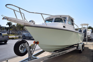 New Parker 2320 SL Sport Cabin Saltwater Fishing Boat For Sale