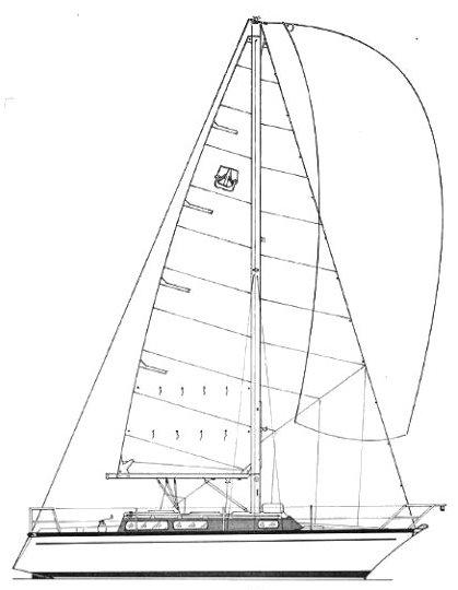 1974 used dufour 31 cruiser sailboat for sale