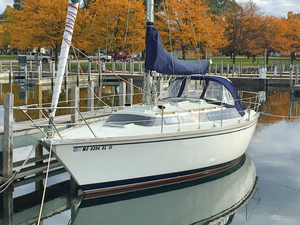 Used Dufour 31 Cruiser Sailboat For Sale