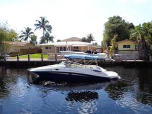 Used Sea Ray 300 Sundeck Cruiser Boat For Sale