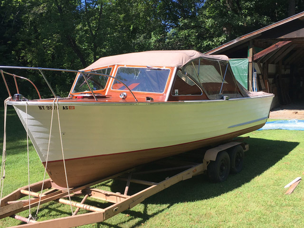 Used Lyman Sleeper Antique and Classic Boat For Sale