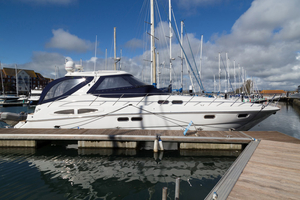 Used Sealine S48 Motor Yacht For Sale