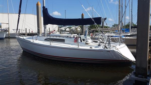 Used Sparkman & Stevens Holiday 36 Sloop Sailboat For Sale