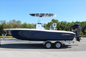 New Crevalle Boats Bay Boat For Sale