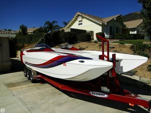 Used Eliminator Daytona 26 ICC High Performance Boat For Sale