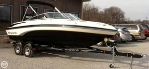 Used Bryant 198 WALKABOUT Bowrider Boat For Sale