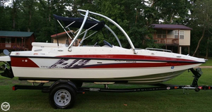 Used Bayliner 197 Flight Series Limited Deck Boat For Sale