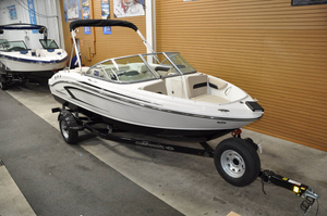 New Chaparral 19 H2O Ski & Fish Other Boat For Sale
