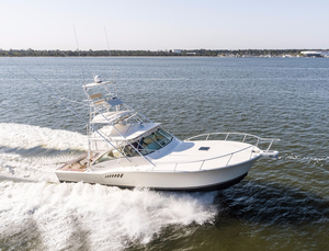 Used Albemarle 410 Express Fisherman Motor Yacht For Sale