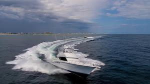 Used Hatteras 50 Convertible Fishing Boat For Sale