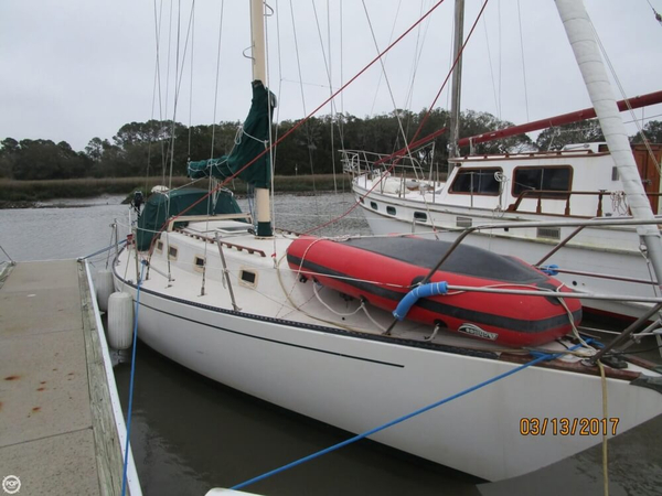 Used Nor West 33 Sloop Sailboat For Sale