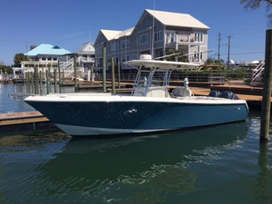 Used Sailfish 2860 CC Saltwater Fishing Boat For Sale