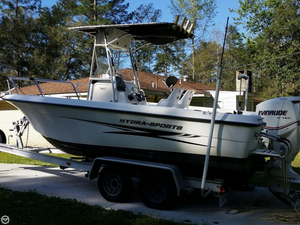 Used Hydra-Sports 212 CC Lightning Series Center Console Fishing Boat For Sale