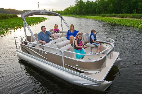 New Sweetwater 1880 FC Pontoon Boat For Sale
