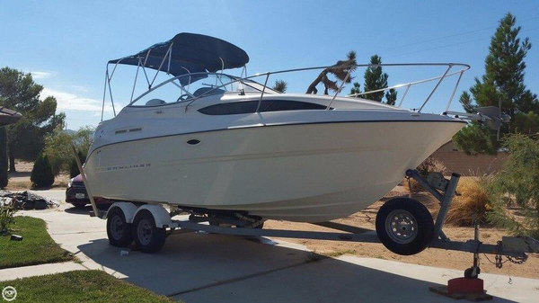 Used Bayliner 245 Ciera Express Cruiser Boat For Sale