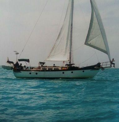 Used Formosa Spindrift 43 Sloop Sailboat For Sale