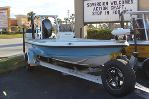 New Action Craft 1720 Freshwater Fishing Boat For Sale