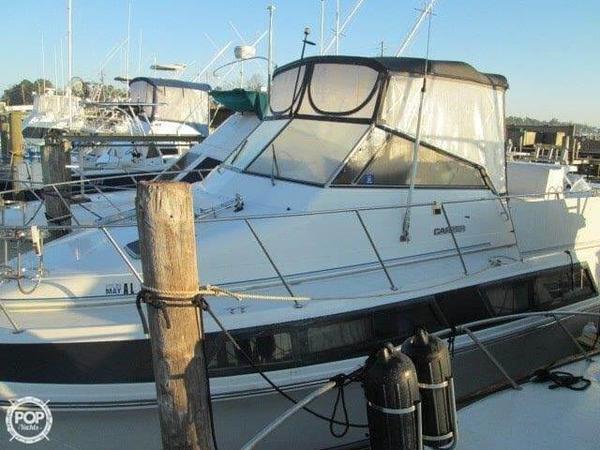 Used Carver 330 Mariner Express Cruiser Boat For Sale