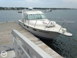 Used Tiara Pursuit 2700 Walkaround Fishing Boat For Sale