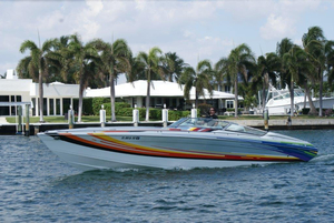 Used Formula FAS³ TECH® 382 Sports Cruiser Boat For Sale