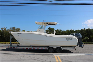 Used World Cat TE Dual Console Boat For Sale