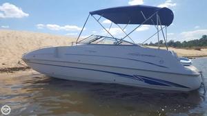 Used Monterey Explorer 240 Sport Deck Boat For Sale